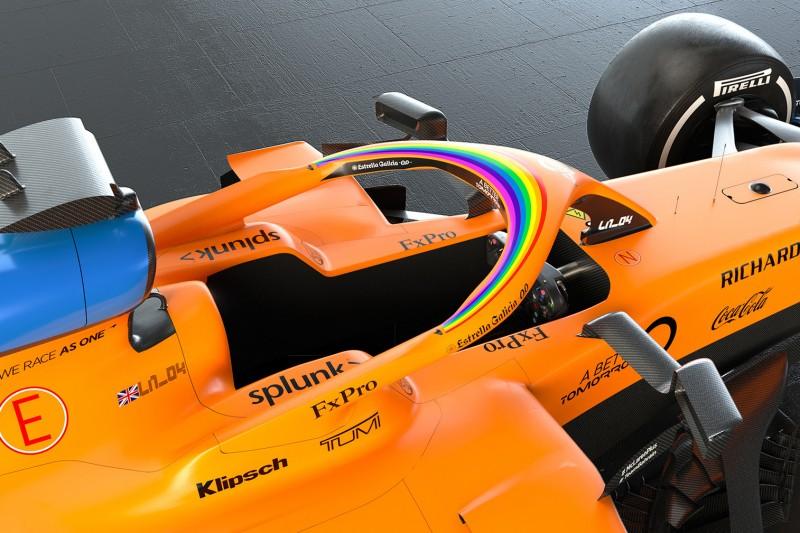 Für Vielfalt und gegen COVID-19: Formel 1 startet #WeRaceAsOne-Kampagne