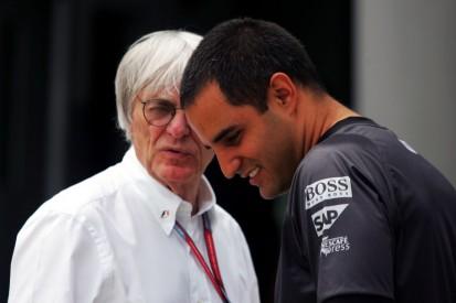 Montoya: Ecclestone wollte ihn zurück in die Formel 1 holen