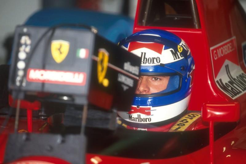 Gianni Morbidelli: Wie es ist, sein großes Idol bei Ferrari zu ersetzen