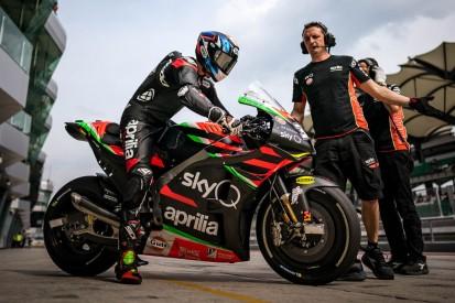 Doping-Sperre: Bradley Smith wird Andrea Iannone bei Aprilia ersetzen