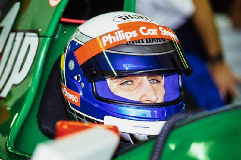 1991: Als Zanardi gleich bei zwei Teams Ersatz für Michael Schumacher war