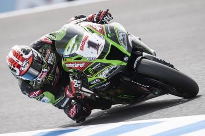Kawasaki: Jonathan Rea musste mit seinem Transporter nach Misano fahren