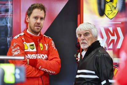 """Ecclestone glaubt: Formel-1-Rückzug von RTL """"hängt mit Vettel zusammen"""""""
