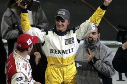 Sieg beim Race of Champions 2004: Heikki Kovalainens Sternstunde