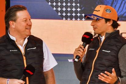 Trotz Ferrari-Wechsel: McLaren hat 2020 keine Geheimnisse vor Carlos Sainz