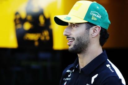 """Daniel Ricciardo: F1-Saison mit zehn Rennen wäre """"legitim"""""""