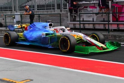 Formel-1-Liveticker: Neues Williams-Design: Neuer Sponsor, alte Farbe?