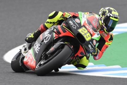 """Aprilia: """"Andrea Iannone sollte jetzt auf dem Motorrad sitzen"""""""