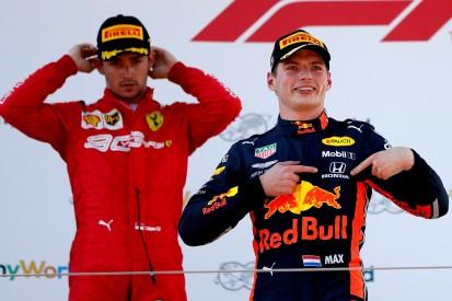 Kubica: Verstappen wird seinen ersten F1-Titel vor Leclerc gewinnen