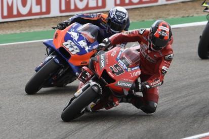 KTM-Fahrer 2021: Petrucci bei Tech 3, Oliveira neben Binder im Werksteam