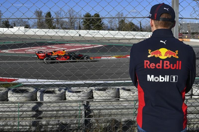 Weshalb Red Bull in Silverstone ohne Max Verstappen testet