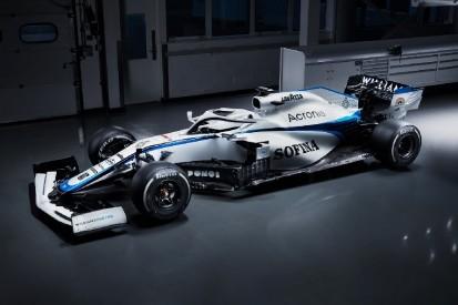 Nach Trennung von Sponsor ROKiT: Williams präsentiert neue F1-Lackierung