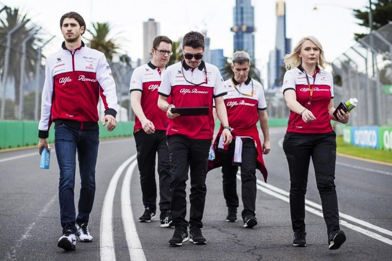 Alfa Romeo: Keine einzige Infektion mit COVID-19 im Team