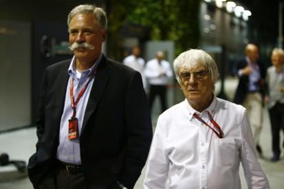Rassismus: F1 distanziert sich nach kontroverser Aussage von Ecclestone