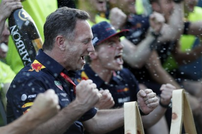 Christian Horner: Jubel nach einem Sieg wird die größte Herausforderung