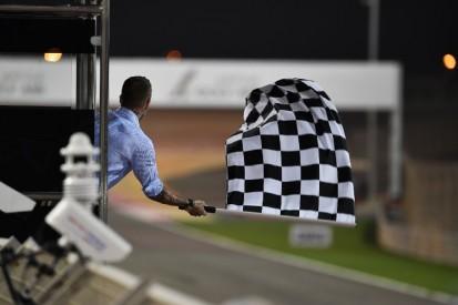 Für den guten Zweck: F1-Fans können sich Platz auf der Zielflagge kaufen