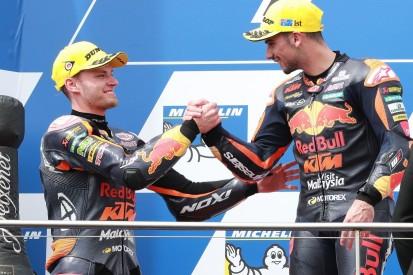 Miguel Oliveira und Brad Binder: Warum KTM auf die beiden Youngster setzt