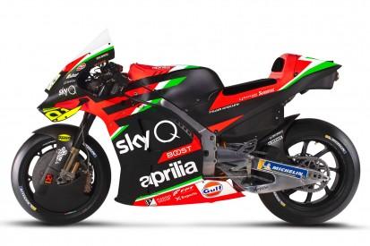 Entwicklung der Aprilia RS-GP: Keine Innovationsoffensive nach Ducati-Vorbild