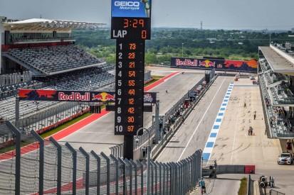 MotoGP-Rennen im November in Austin? Streckenchef pessimistisch