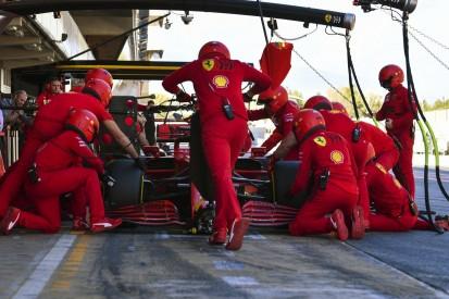 Ferrari: Trotz Corona-Einschränkungen keine Abstriche bei Boxenstopps