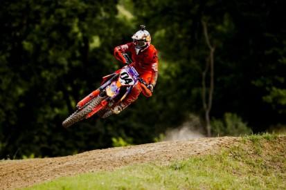 Andrea Dovizioso: Schlüsselbeinbruch nach Motocross-Sturz