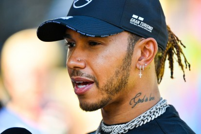 """Hamilton freut sich über neues Design: """"Riesiges Dankeschön"""" an Mercedes"""