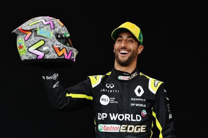 "Ricciardo: Mugello mit Formel-1-Boliden wäre ""der Wahnsinn"""