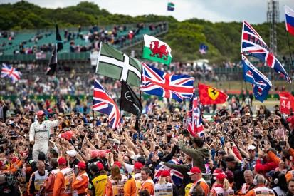 Polizei warnt Fans: Silverstone-Zaungäste werden nicht toleriert