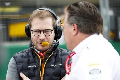 Andreas Seidl stellt klar: McLaren-Teilnahme war nie gefährdet!