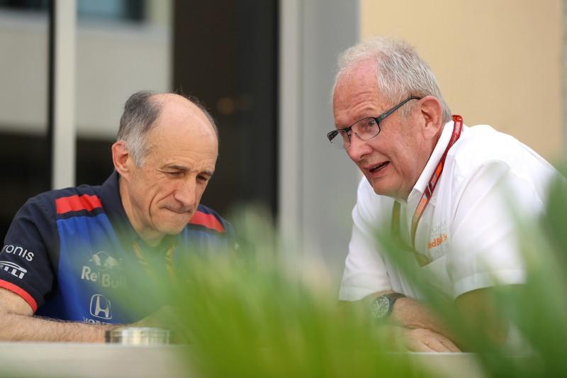 Marko: AlphaTauri wird trotz Budgetgrenze kein Siegerteam werden