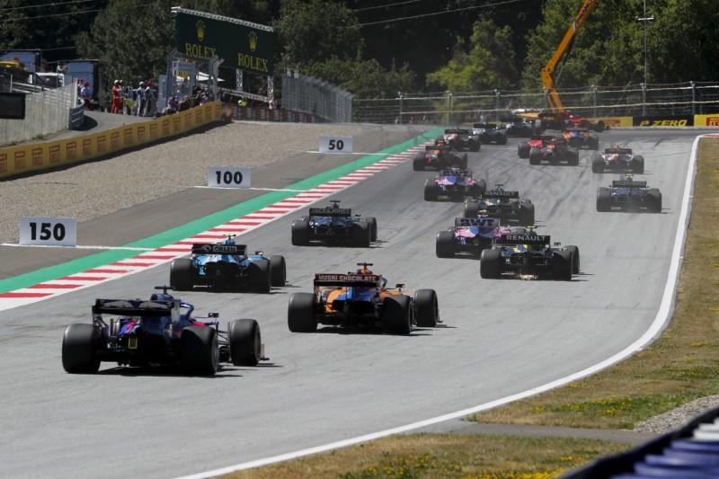 Helmut Marko: Kein drittes Formel-1-Rennen in Spielberg