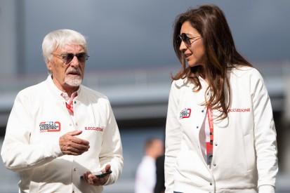 Geburt in Rekordtempo: Bernie Ecclestone mit 89 nochmal Papa!