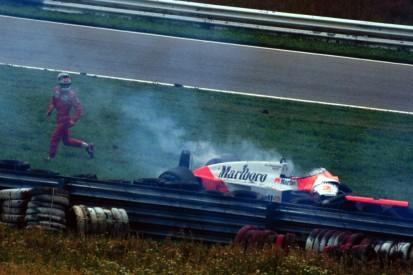 Johanssons Pech-GP 1987: Rehe, besoffene Schläger und ein Startunfall