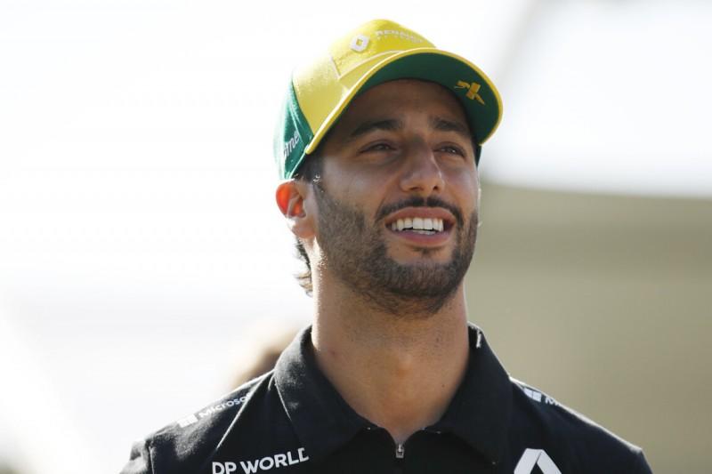 Wie mit der Ex zusammen wohnen: Ricciardos ungewöhnliche Renault-Saison