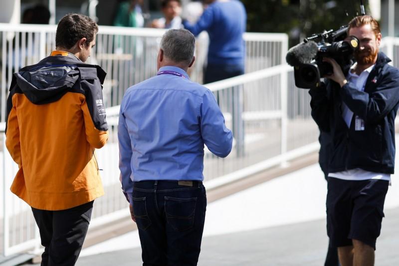 Netflix in Spielberg vor Ort: Kameras haben McLaren und Red Bull im Visier