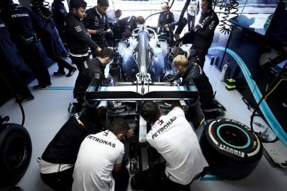 Verbesserte Zuverlässigkeit: Mercedes startet mit Motorenupdate in die Saison