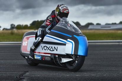 Max Biaggi will Geschwindigkeitsrekord mit Elektromotorrad aufstellen