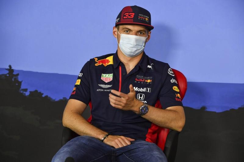 Max Verstappen: Solange ich Internet habe, ist alles gut