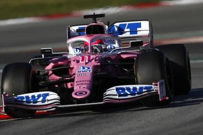 Sergio Perez: Mit Aston Martin nehmen wir 2021 die Top 3 ins Visier