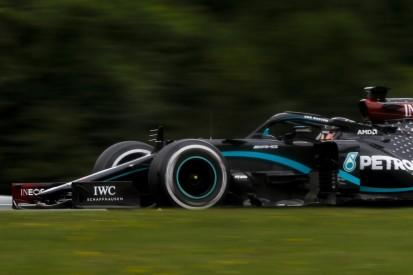 F1 Österreich: Hamilton hängt Verstappen um 0,6 Sekunden ab