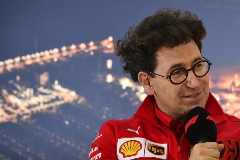 Binotto bestätigt Vettel-Aussagen: 'Mussten Standpunkt überdenken'
