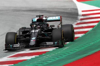 F1 Österreich 2020: Hamilton/Mercedes dominieren Tag 1 in Spielberg