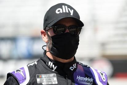 COVID-19: NASCAR-Star Jimmie Johnson positiv getestet und fällt aus