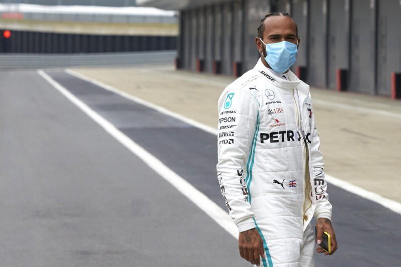 Formel 1 vermeldet: 4.000 Corona-Tests, alle negativ!