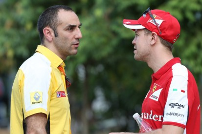 """Ricciardo-Ersatz: Renault spricht mit """"großen Namen"""""""