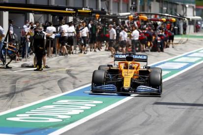 McLaren: Corona kurzfristig kein Problem bei der Entwicklung, aber ...