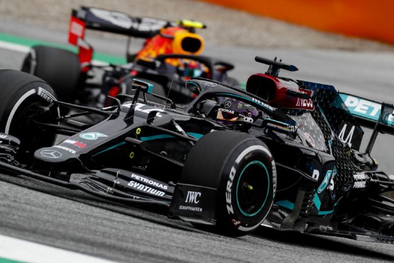 DAS-Protest: Warum Red Bull Mercedes einen Gefallen getan hat
