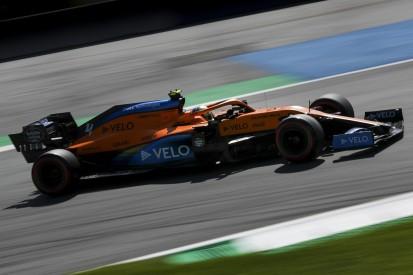 Von wegen Racing Point: McLaren am Samstag Mittelfeld-Primus