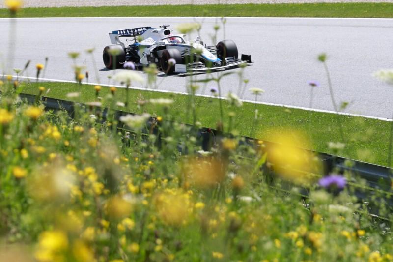 """Williams schafft Q2-Hürde knapp nicht: Russell hat """"nicht damit gerechnet"""""""