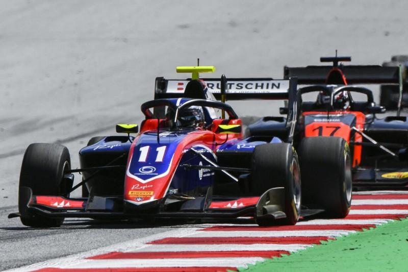 Formel 3 Spielberg 2020: Beckmann und Zendeli in den Top 5